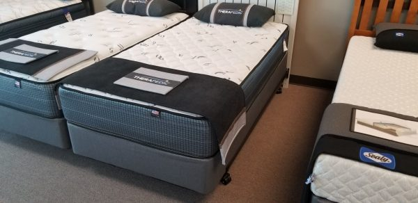 therapedic spirit firm twin set mattress mart kalamazoo portage battle creek