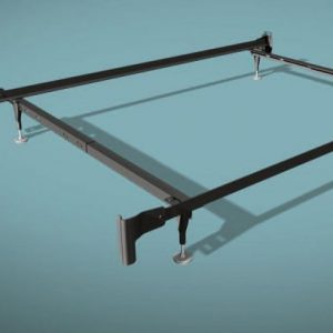 twin full adjustable headboard footboard frame