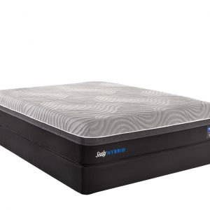 sealy copper II plush firm hybrid memory foam number one rated consumer reports