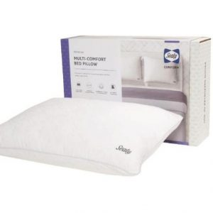 sealy multi comfort memory foam pillow